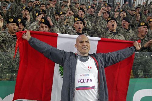 Lima 2019: Carlos Felipa, el valeroso militar le da la tercera medalla de plata al Perú
