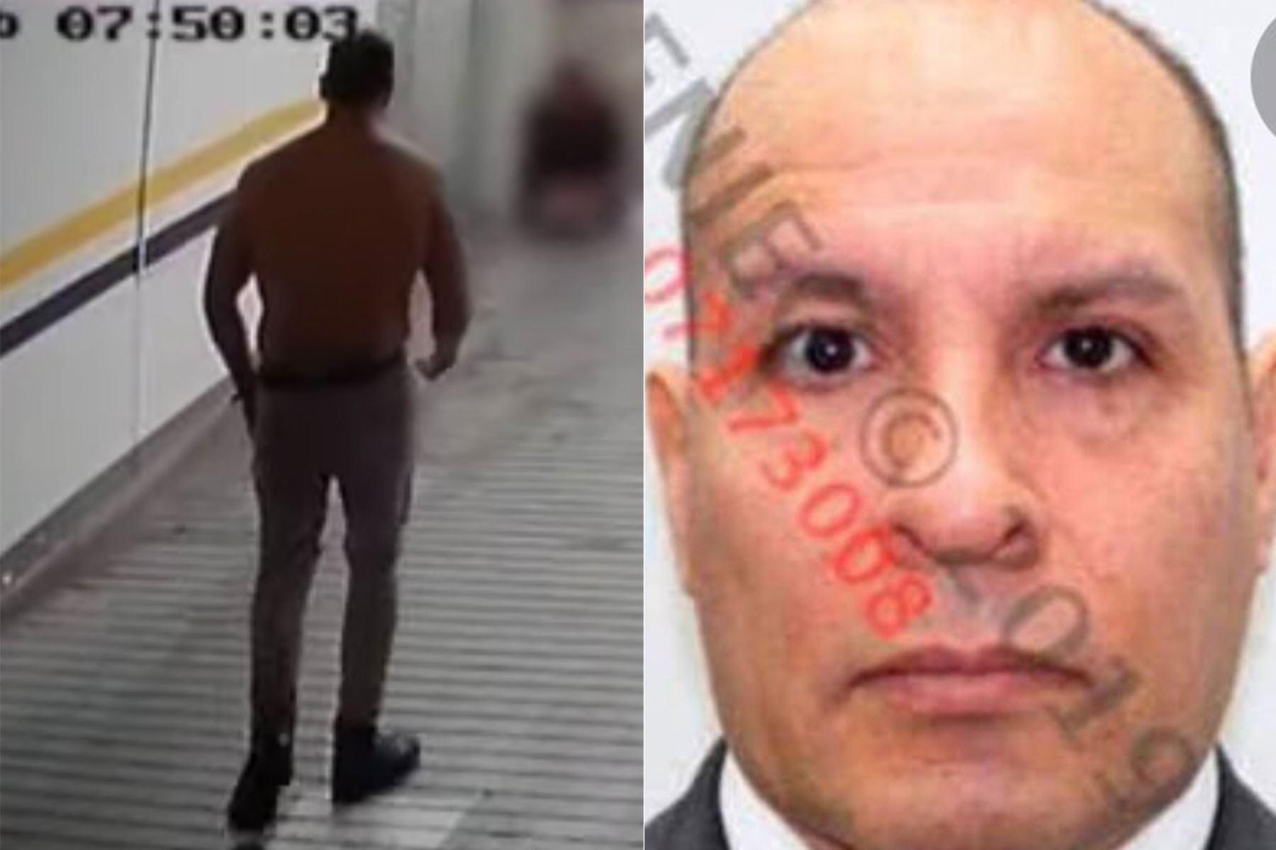 Policía traslada a Lima a Adolfo Bazán