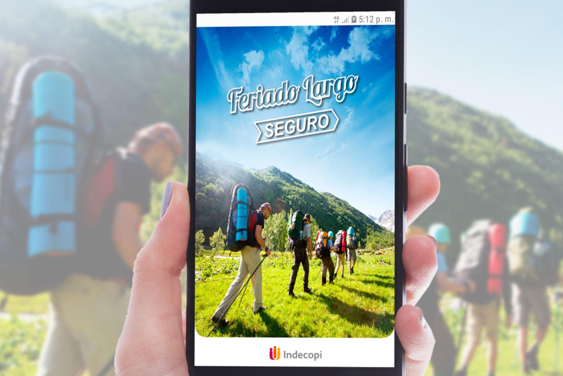 """""""Feriado largo seguro"""", es la guía digital del Indecopi con recomendaciones para los ciudadanos que opten por viajar, acudan a restaurantes o realicen compras de productos y servicios, a fin de que eviten eventuales conflictos de consumo."""