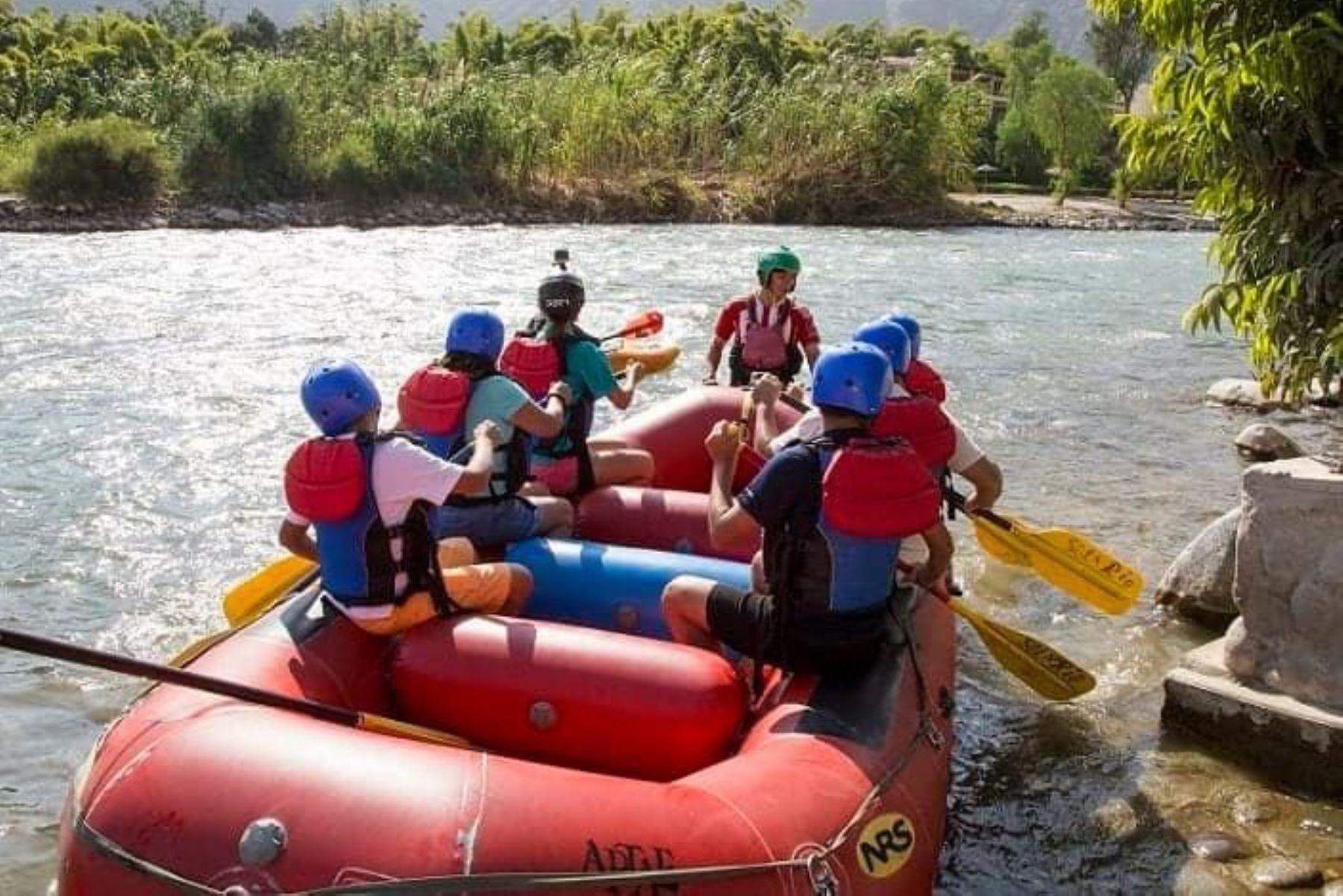 Promperú presenta ofertas de viajes turísticos a destinos ubicados cerca de Lima. ANDINA/Difusión