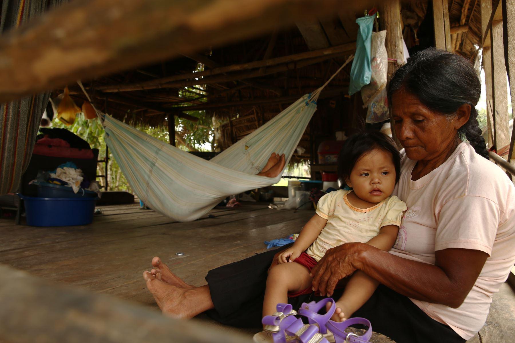 Gobierno descartó casos de coronavirus en las comunidades indígenas que viven en las reservas naturales. ANDINA/Melina Mejía