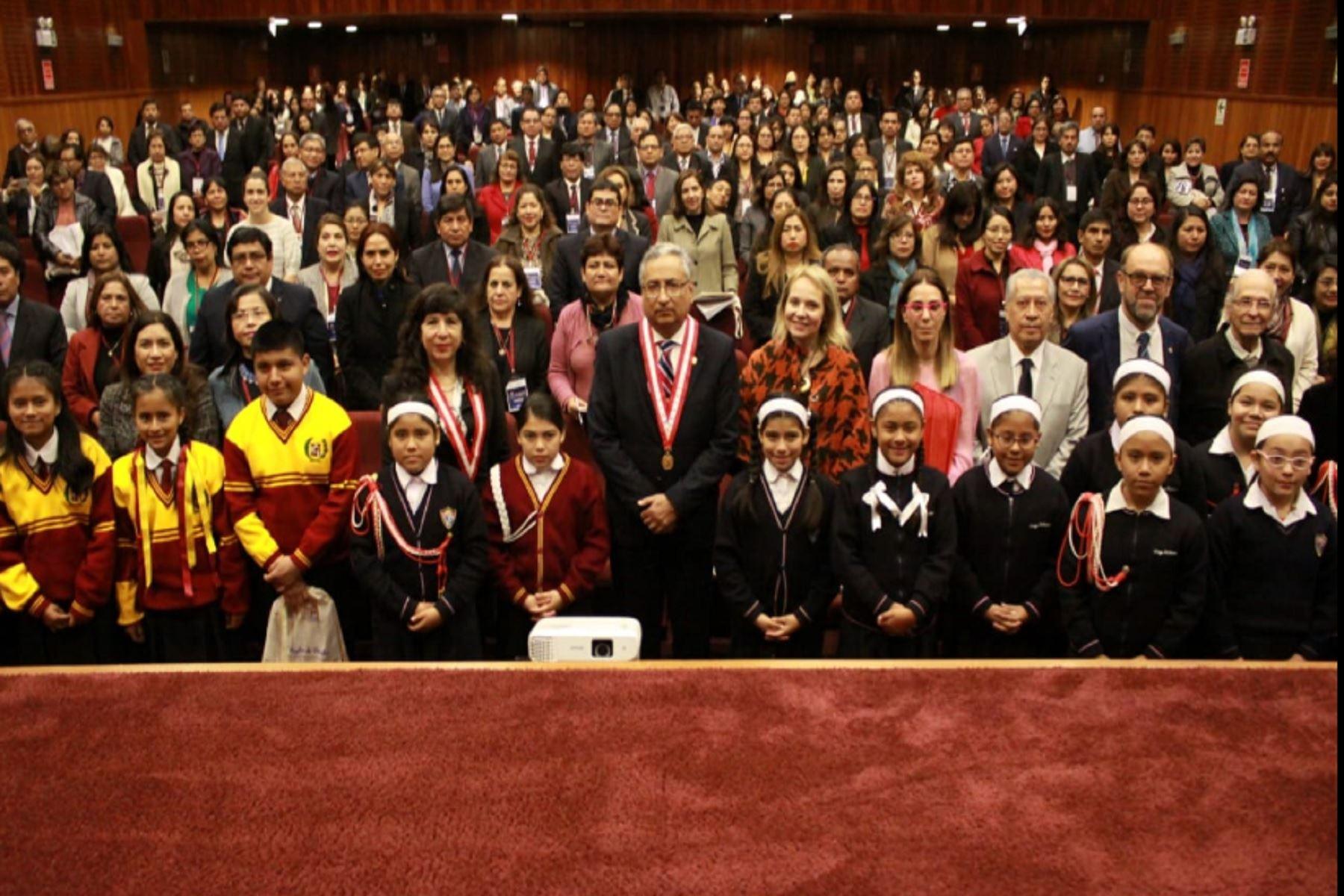 Foto: Poder Judicial.