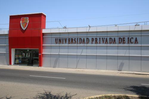 La Universidad Privada de Ica cuenta con 487 alumnos en tres programas de pregrado: Obstetricia, Derecho y Contabilidad.