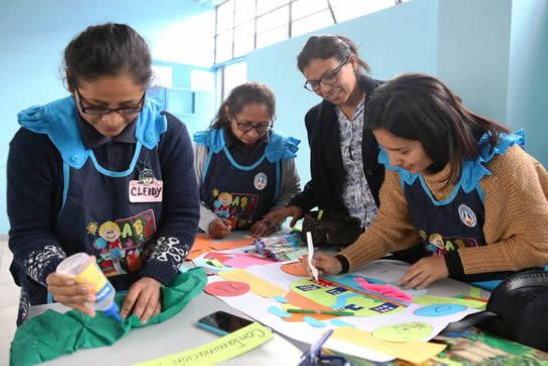 Escuelas pedagógicas otorgarán grado académico de bachiller y título de licenciado. Foto: ANDINA/Difusión.