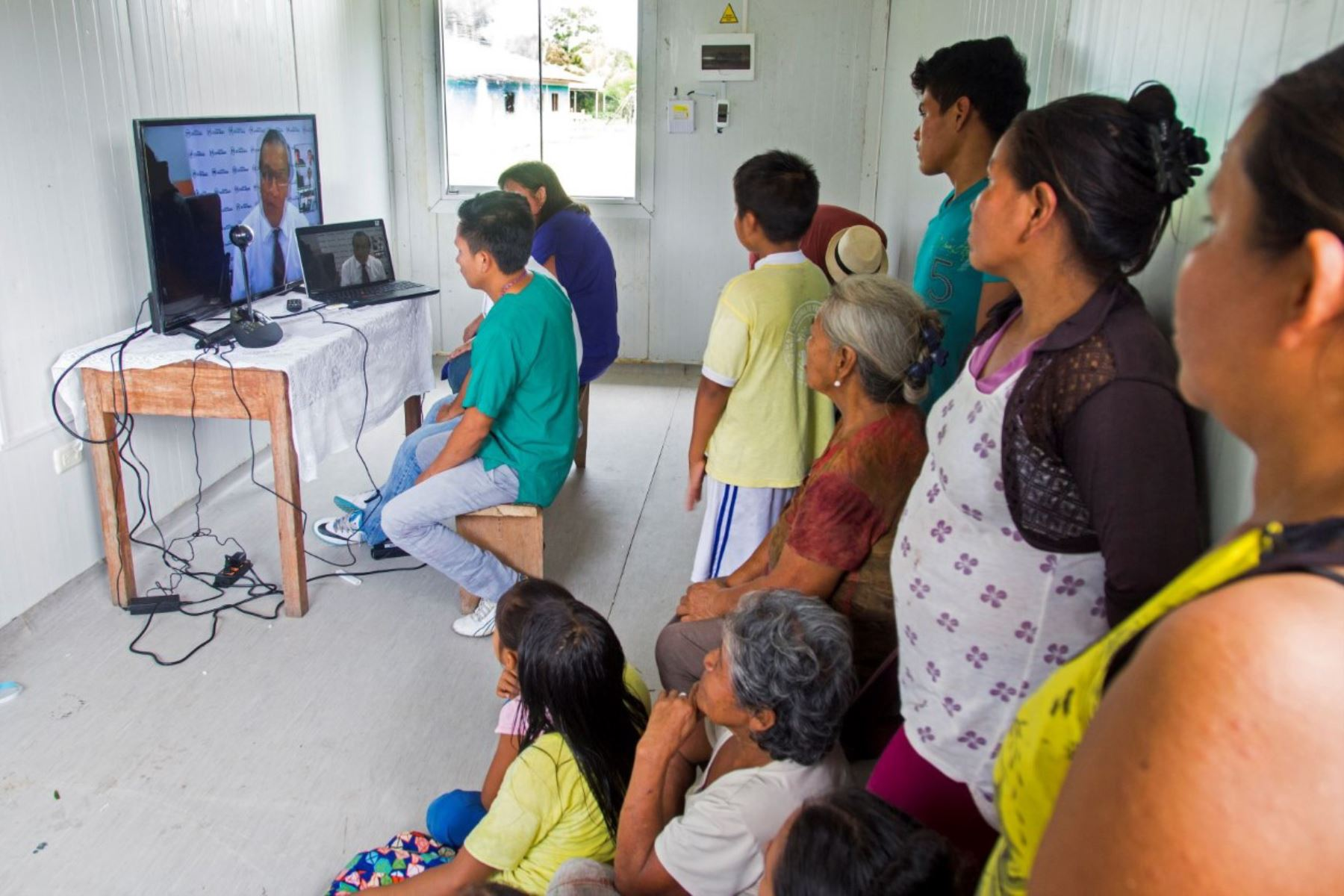 La Telemedicina permite llegar a comunidades nativas alejadas, destacó la ministra de Salud, Zulema Tomás.
