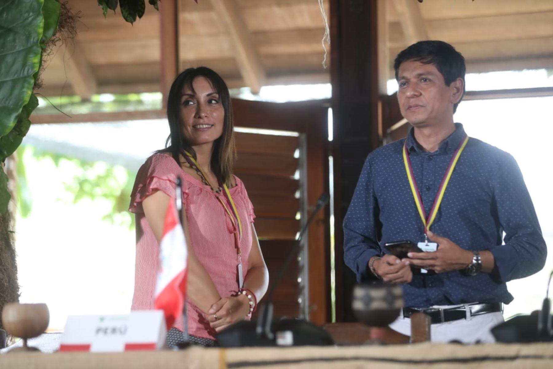Bancadas promoverán creación de grupo parlamentario amazónico