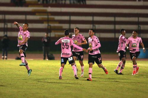 Necesitado de puntos, Sport Boys juega esta tarde en Ayacucho. ANDINA/Vidal Tarqui