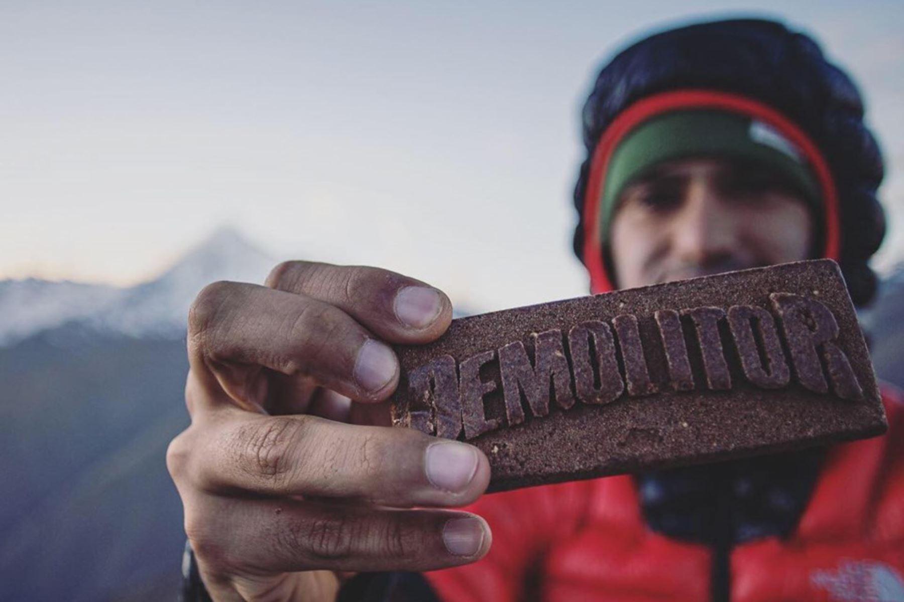 Demolitor, la barra nutritiva creada por peruanos para alimentar al mundo. Foto: Andina/Difusión