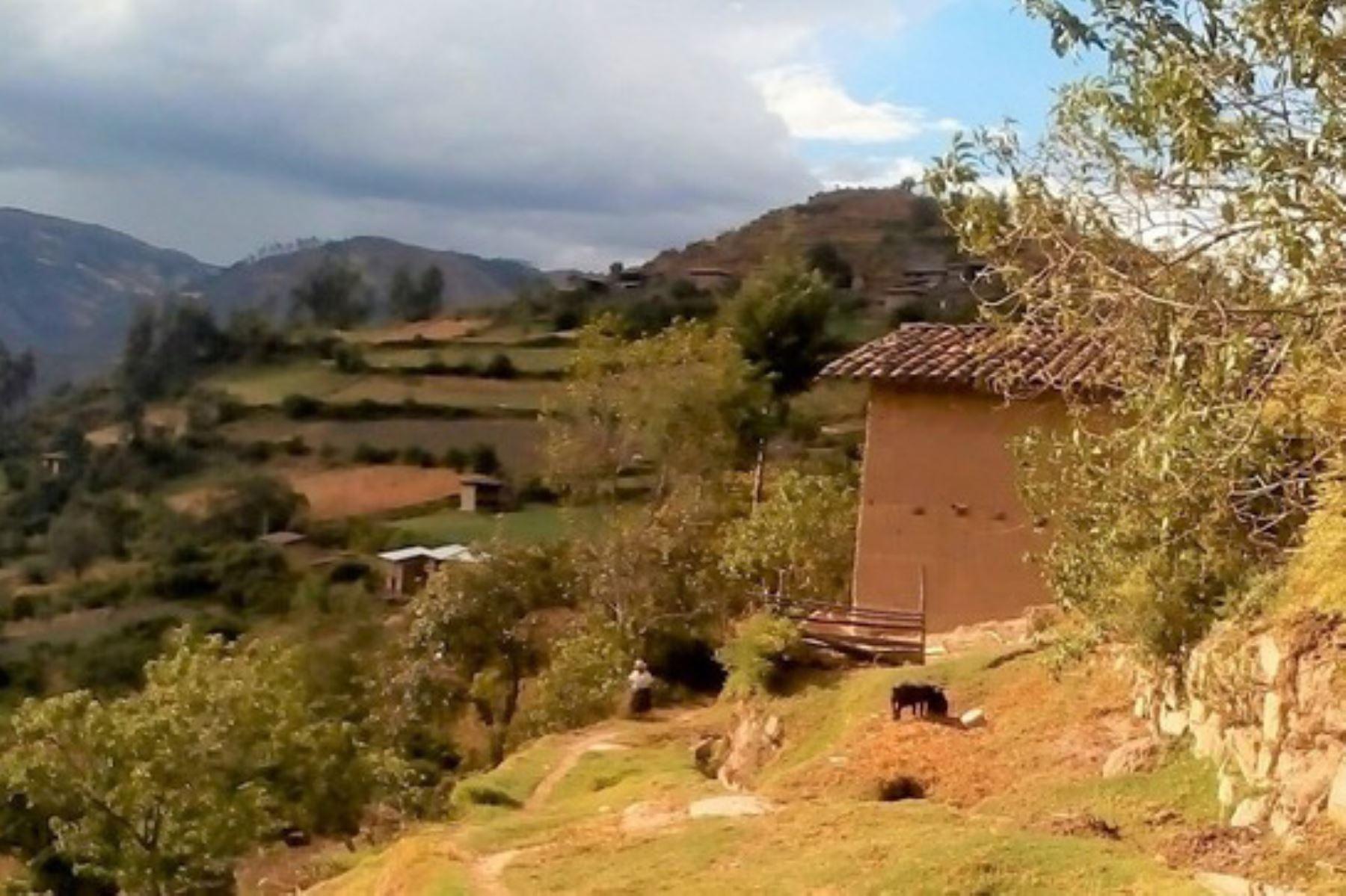 La carretera Mollepata-Pallasca contribuirá a mejorar la movilidad de los ciudadanos en los centros poblados de Shindol y Culcubamba, y el distrito de Pallasca, región Áncash.