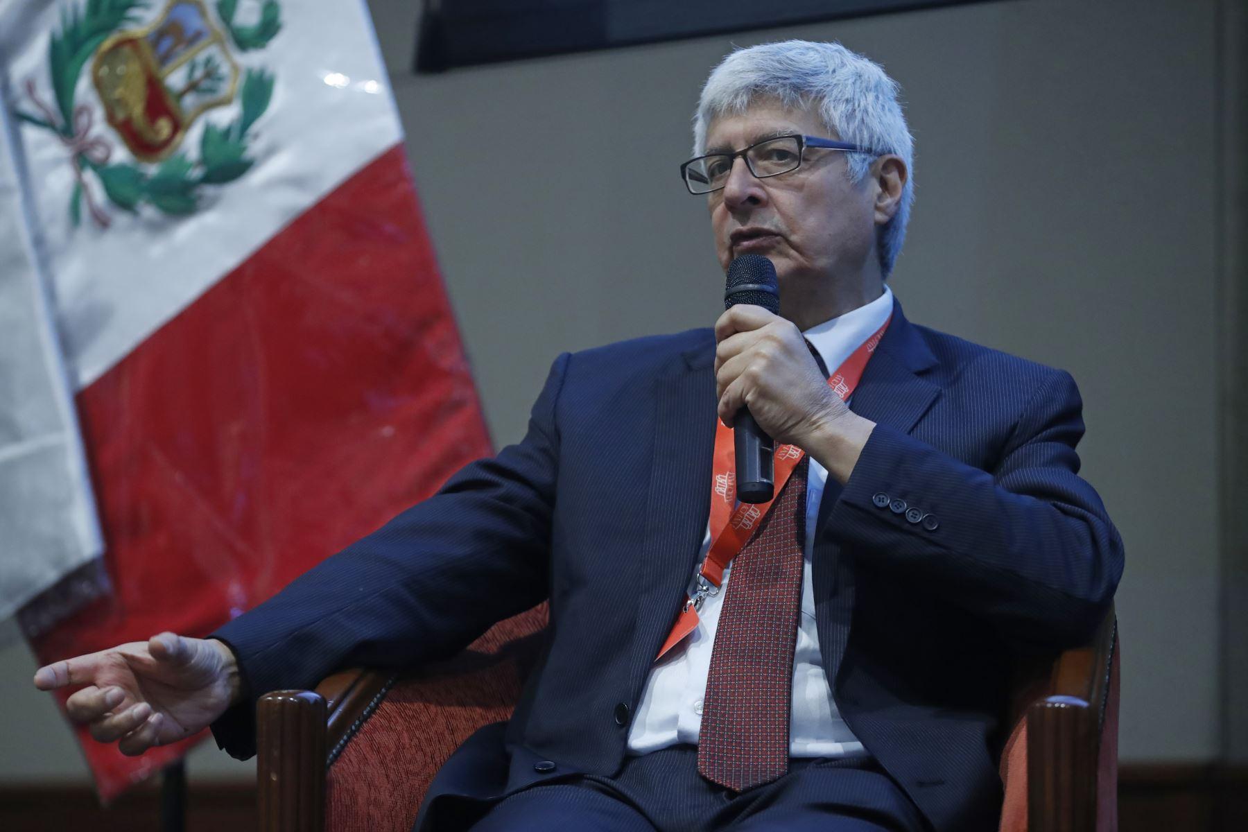 Guillermo Arbe, gerente de Estudios Económicos de Scotiabank en Foro Económico 2019:
