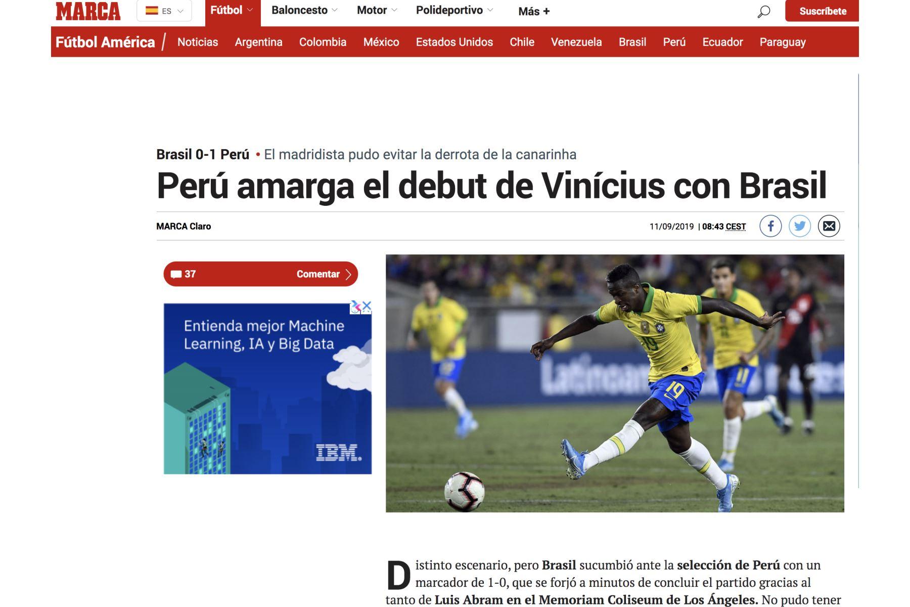 Diario Marca de España