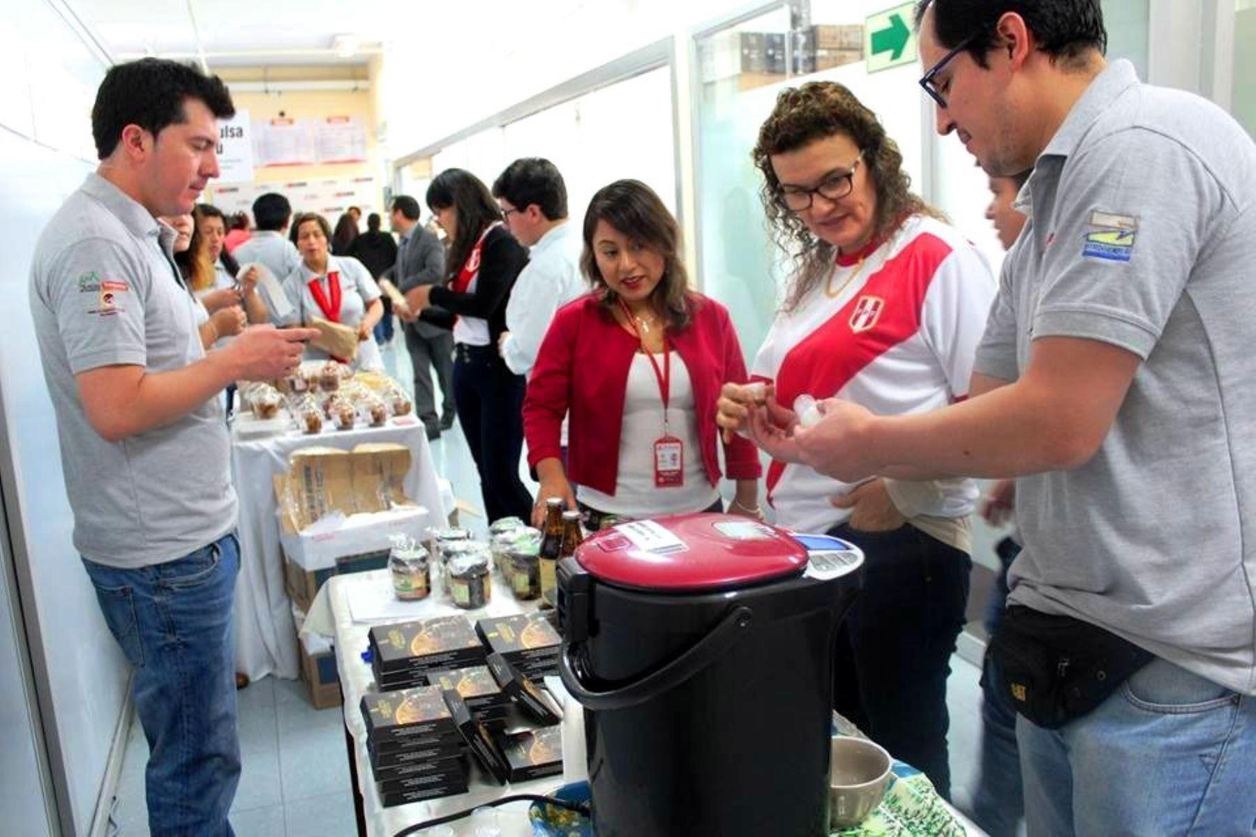 Cajamarca otorgará capital semilla para potenciar negocios de emprendedores. Foto: Eduard Lozano