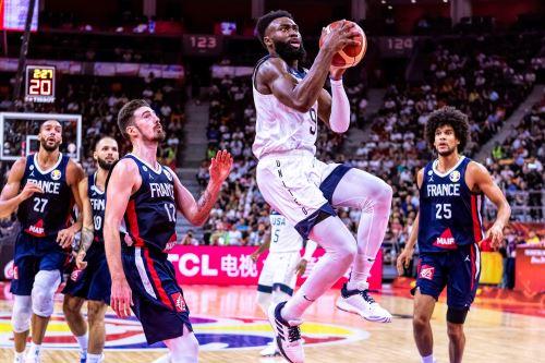 Francia sigue en carrera y Estados Unidos quedó eliminado del mundial de básquet que se disputa en China. EFE