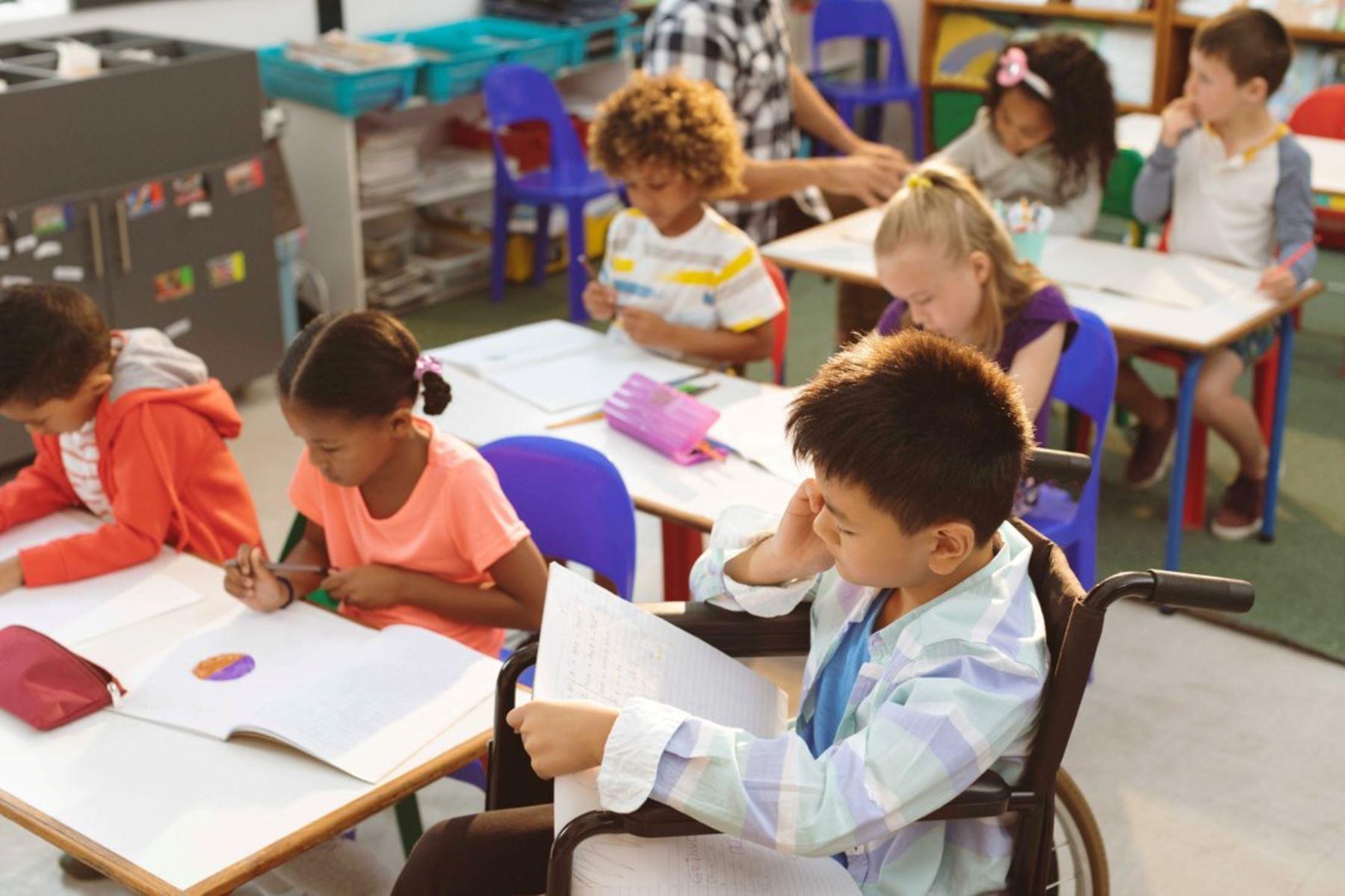 Ocho pautas para inculcar hábitos de estudio a los niños. Foto: ANDINA/Difusión.