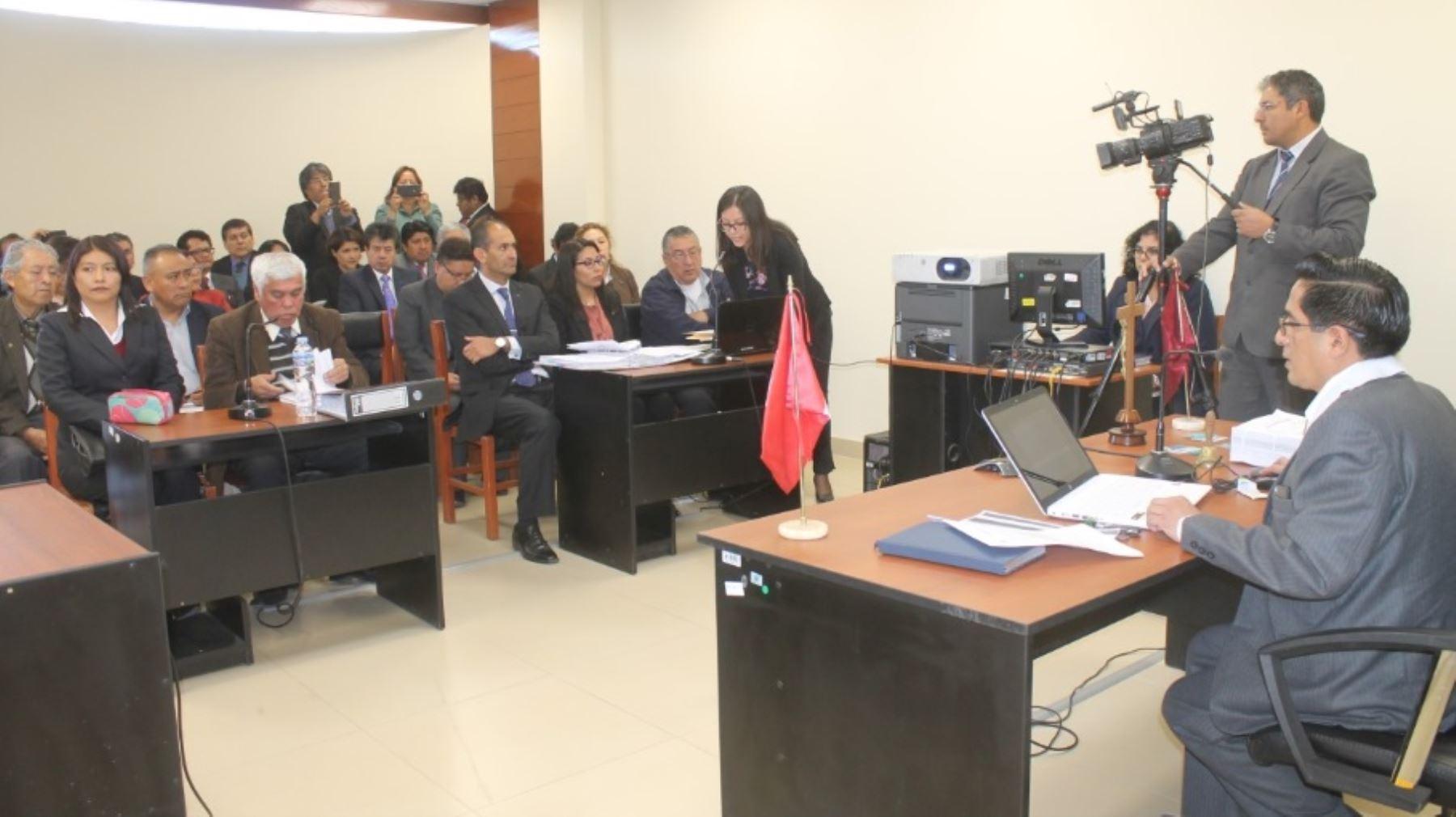 Los procesos civiles en el Distrito Judicial de Arequipa redujeron el significativamente el tiempo de reducción, luego de la implantación del sistema de la oralidad desde fines de diciembre del año pasado, el cual asegura mayor transparencia y celeridad.