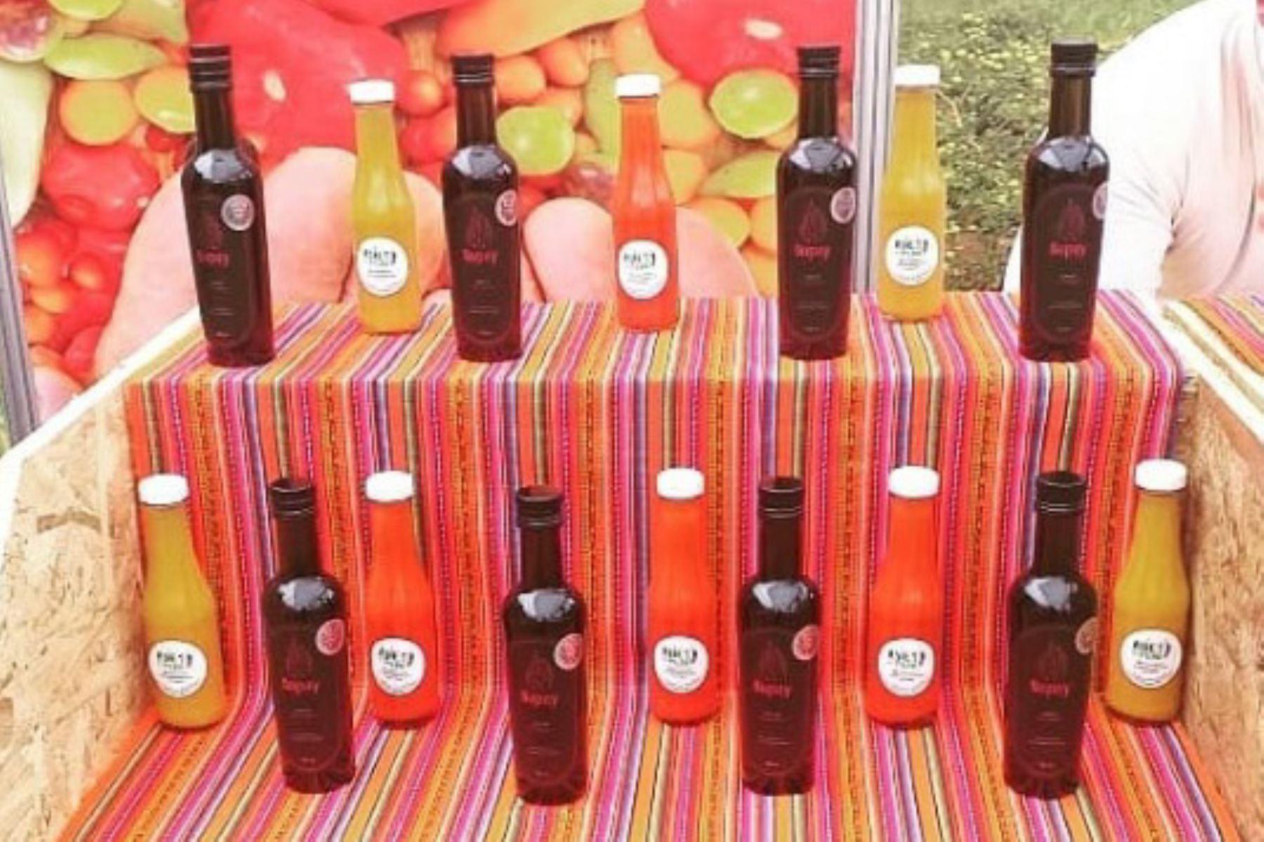 """Aceite """"Supay"""", elaborado con semillas y venas de ajíes originarios del Perú"""