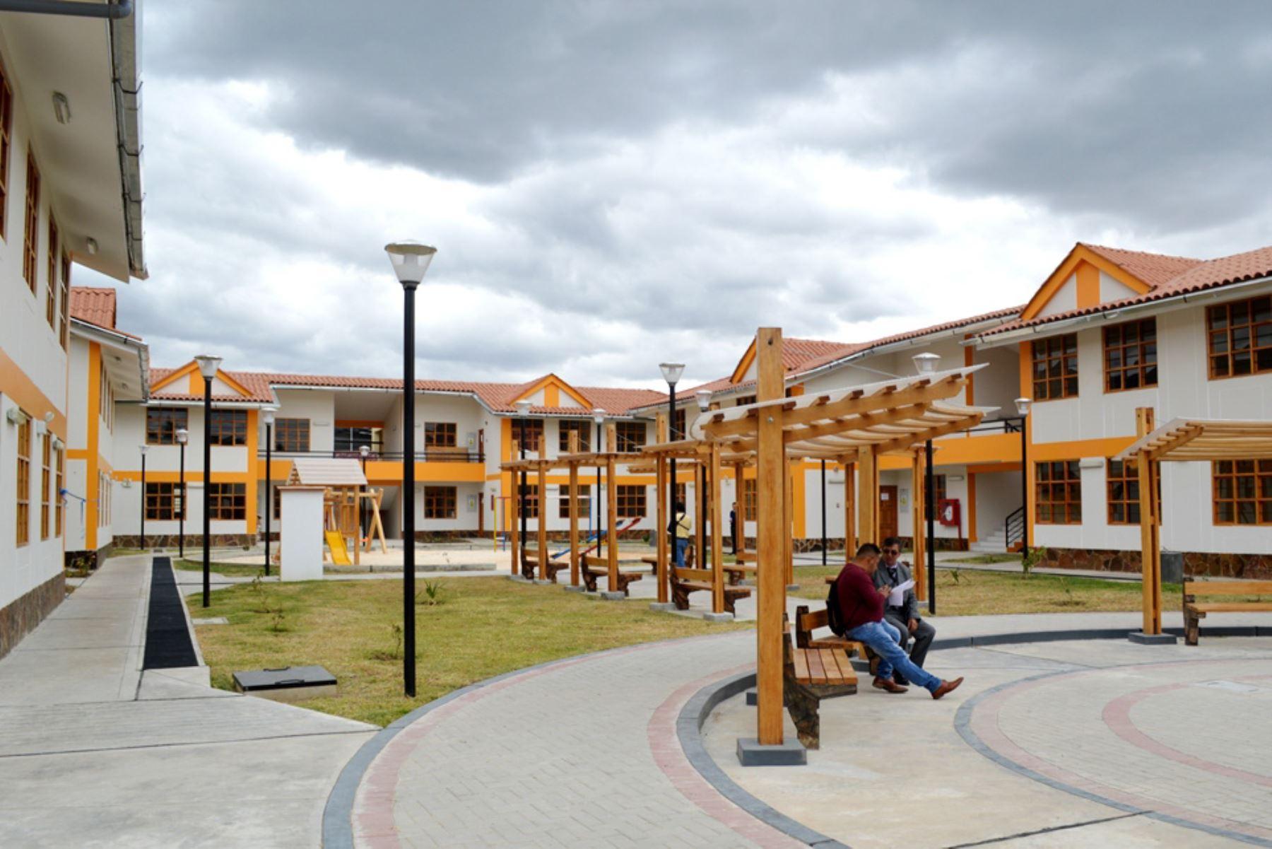 Después de 32 años de funcionamiento fue remozada la aldea infantil San Antonio de Cajamarca. Foto: ANDINA/Eduard Lozano