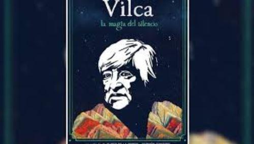"""Afiche de documental """"Vilca, la magia del silencio"""""""