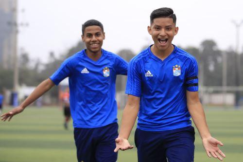 Juegos Escolares 2019: colegio San Basilio derrotó 5 a 2 al colegio Champagnat de Trujillo