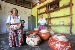 Conoce Wasichay, el museo que pone en valor el arte nativo y ancestral de Chazuta, en San Martín.Foto:  ANDINA/Difusión