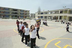 Juegos Deportivos han movilizado a tres millones de escolares del país.