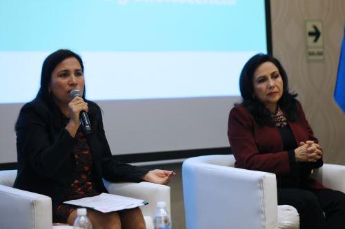 Ministras de la Mujer y de Educación impulsan plan de acción para eliminar la violencia contra la niñez
