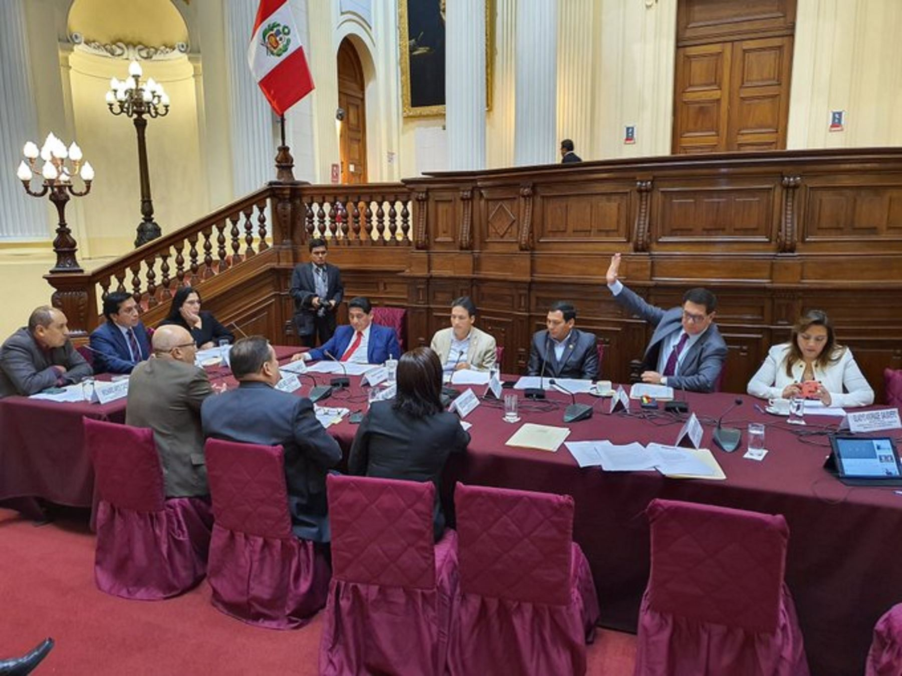 Foto: Comisión de Defensa del Consumidor