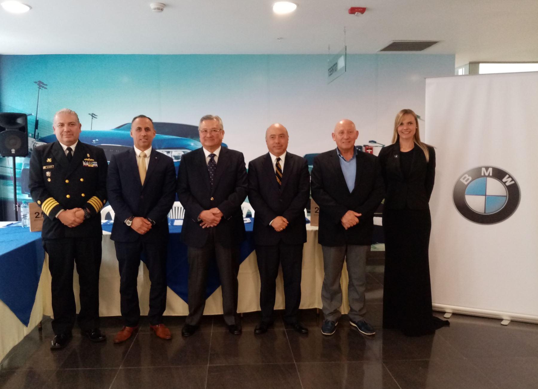 Asociación de Vela Oceánica del Perú (AVOP) presentó la Regata Internacional de Veleros Oceánicos
