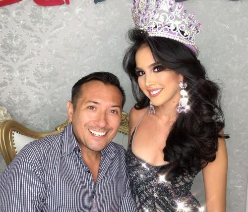 Trujillana nos representará en el Miss Teen en Panamá .