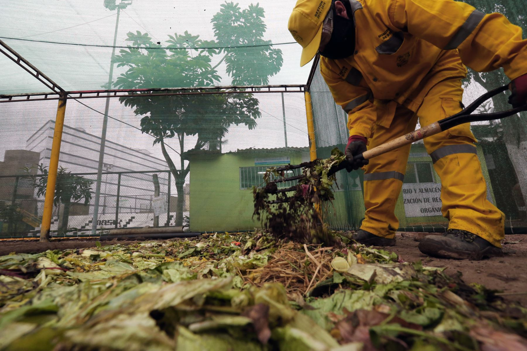 Potenciarán la gestión de residuos sólidos en 31 municipalidades. ANDINA/Archivo