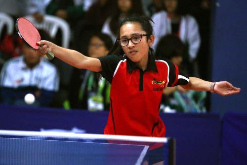 Juegos Escolares 2019: continúa la jornada de tenis de mesa