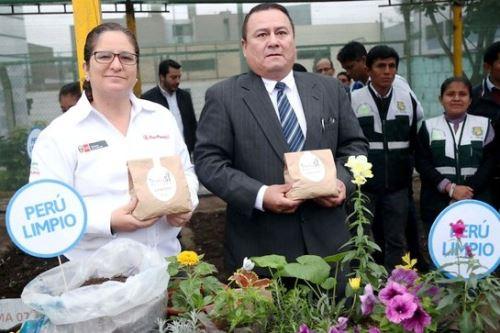 Lanzan estrategia multisectorial Perú Limpio en Breña. Foto: ANDINA/Difusión.