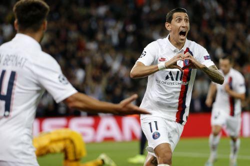 Paris Saint-Germain gana 3 a 0 al  Real Madrid por la Champions League