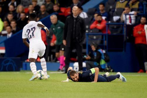 El Real Madrid fue goleado en París y fue la nota más resaltante en la primera jornada de grupos de la Liga de Campeones