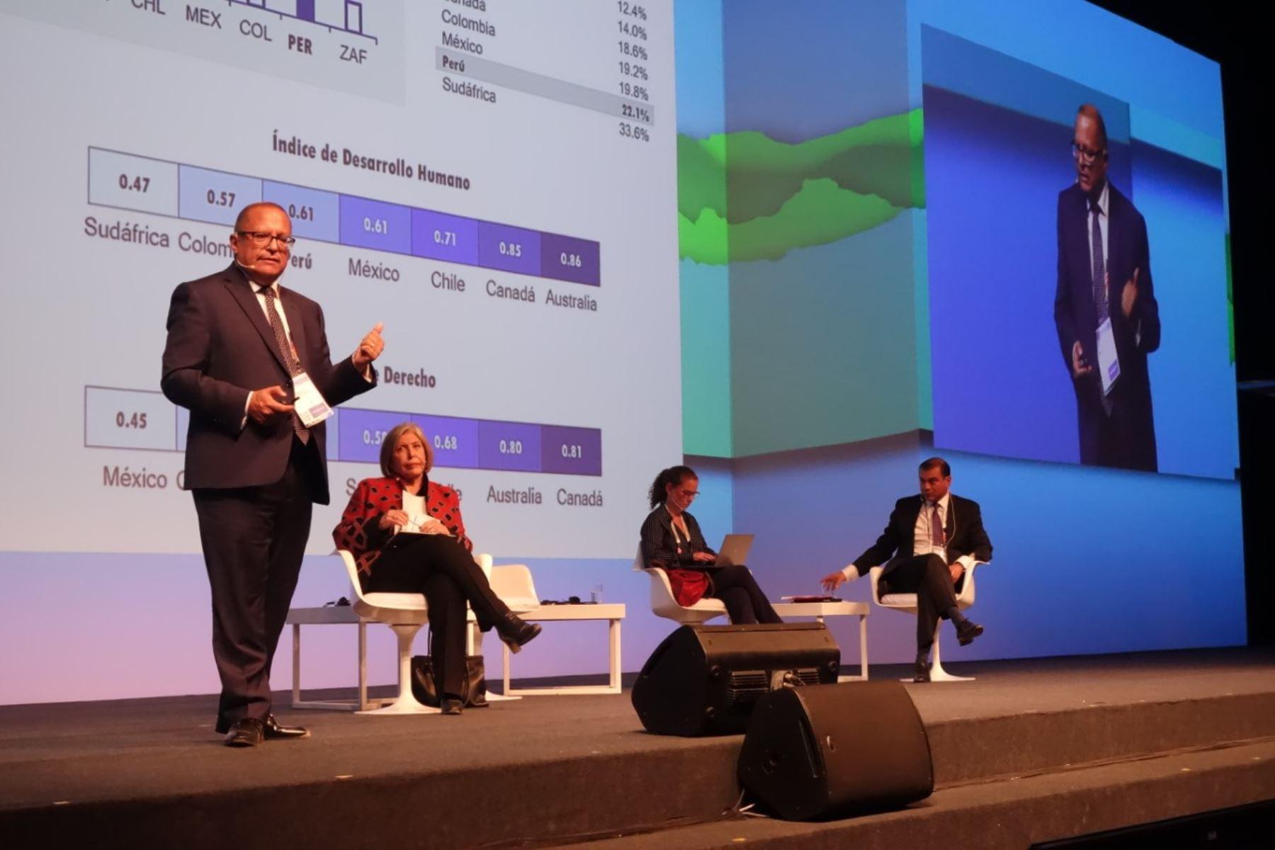Gonzalo Tamayo de la consultora Macroconsult.