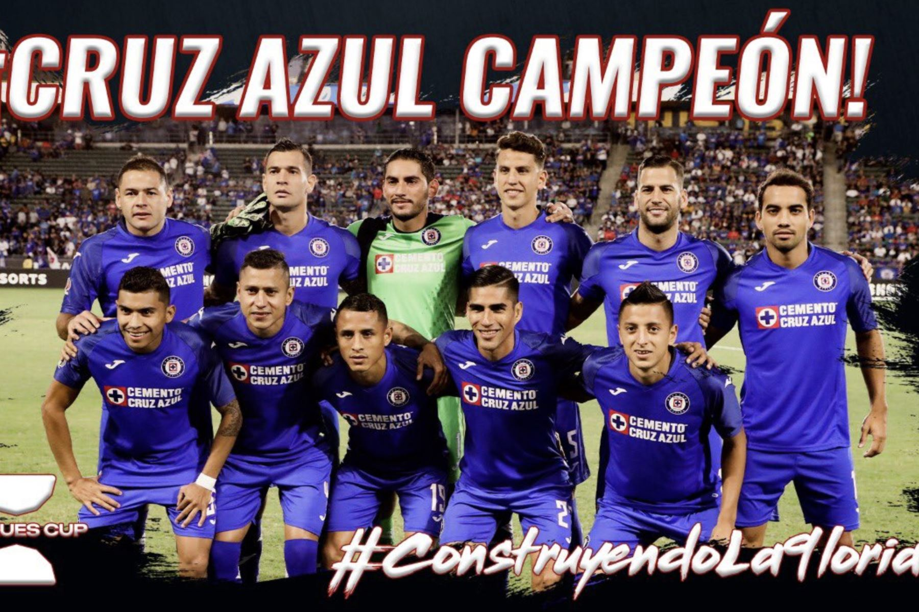 Yotún anota gol y es campeón con el Cruz Azul de México