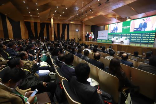 Presidente Vizcarra participa en la XII Conferencia Anual de Municipalidades organizada por la Remurpe