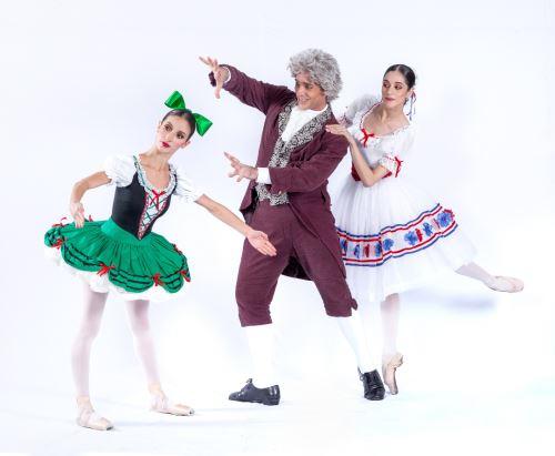 Coppelia, la muñeca bailarina, regresa a revolucionar el Teatro Municipal