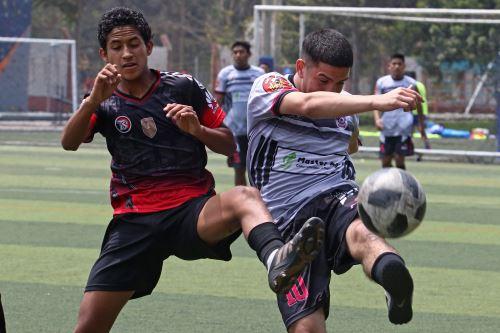 Juegos Escolares 2019: semifinales en fútbol de varones