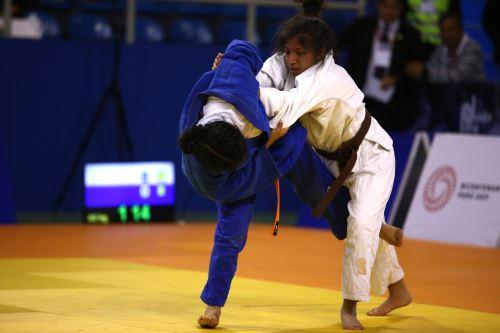 Juegos Escolares 2019: deportistas destacan en judo femenino