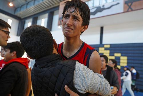 Juegos Escolares 2019: Colegio Maristas de Trujillo campeona en básquet masculino