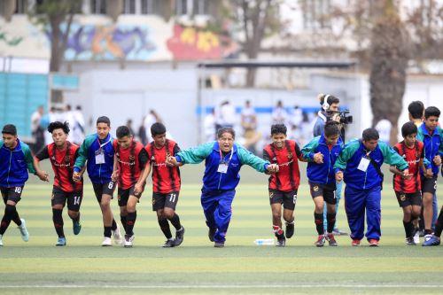 Juegos Escolares 2019: Final Fútbol Masculino