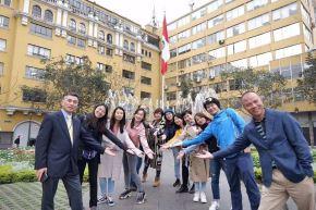 Destinos turísticos peruanos muestran sus atractivos a agencias de viajes de Asia. ANDINA/Difusión
