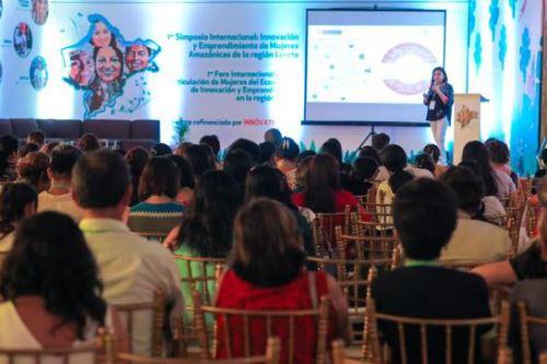 Más de 200 lideresas amazónicas participan en encuentro para empoderar a la mujer nativa
