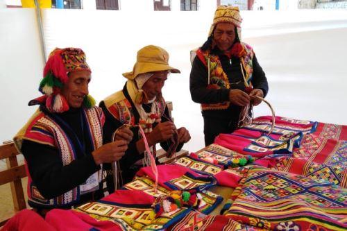 Adultos mayores participaron de Encuentro Provincial de Saberes Productivos en Cusco