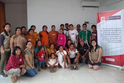 Lideresas y líderes indígenas se capacitan en prevención y atención de violencia sexual