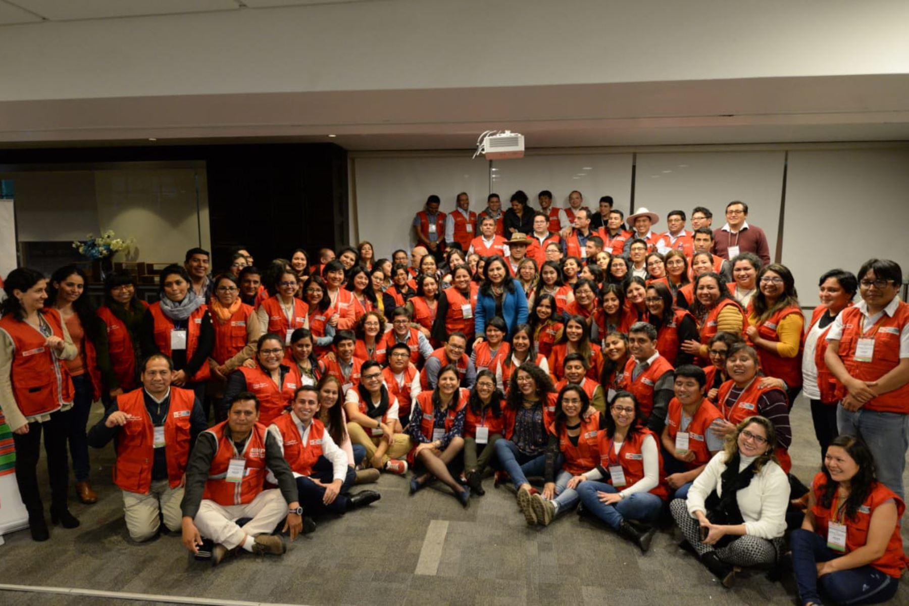 MIMP capacitó a profesionales de zonas rurales en lucha contra violencia de género