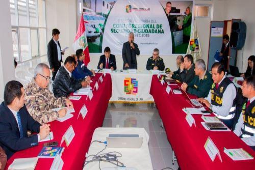 Para el martes 24 de setiembre se tiene programado la realización de la III sesión ordinaria del Comité Regional de Seguridad Ciudadana (Coresec), en Huacho, provincia de Huaura, región Lima.