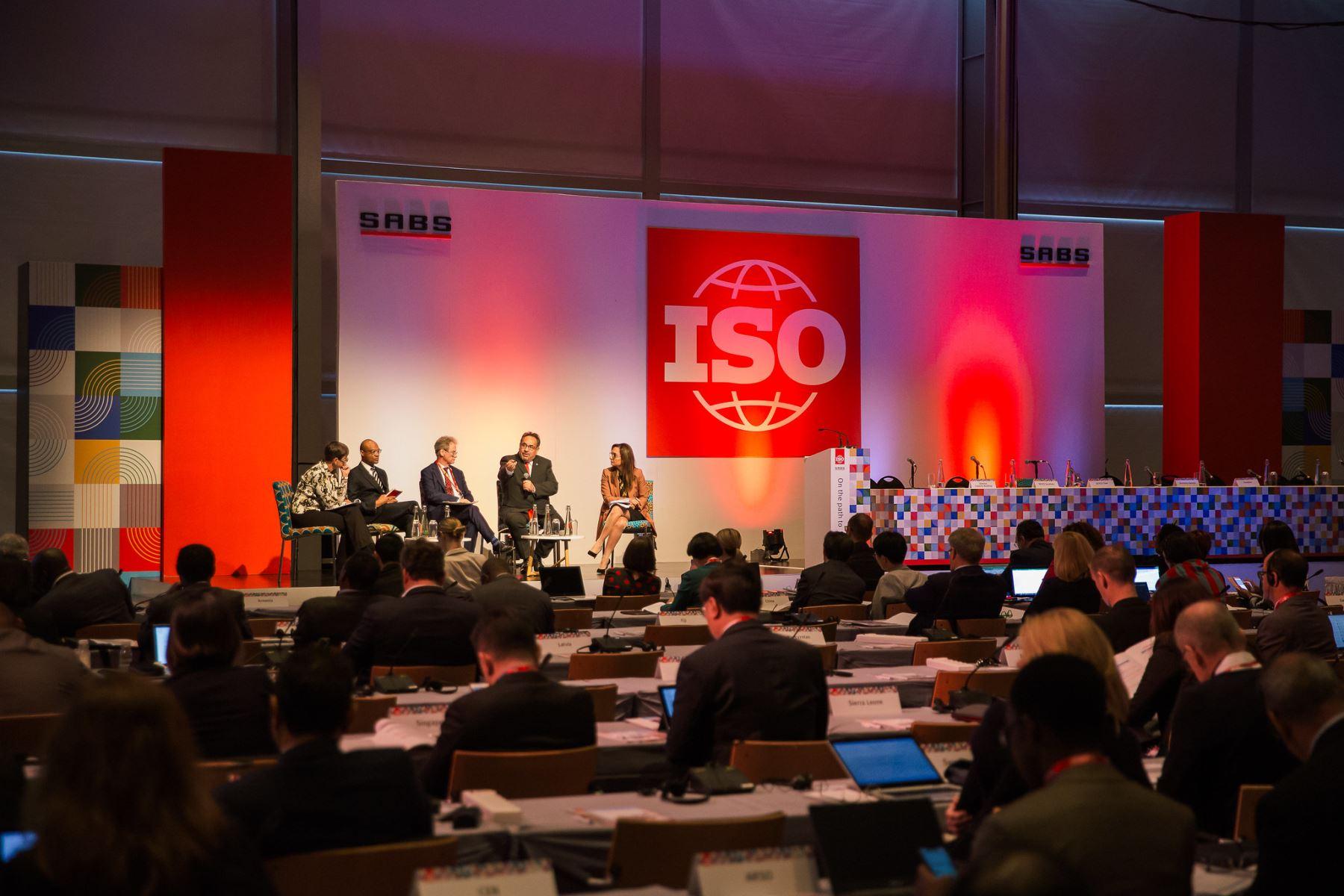 Asamblea General de la ISO en Sudáfrica. Foto: Cortesía.