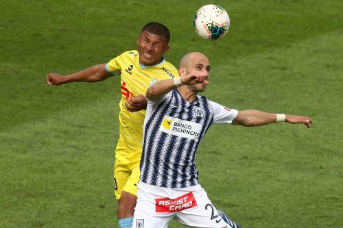 Alianza Lima gana 1 a 0 al Garcilaso por el Torneo Clausura